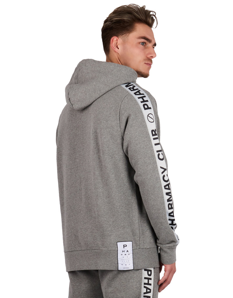 Pharmacy Club PC Taped Tracksuit Grey