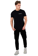 Pharmacy Club PC Metal Signature Tee Black