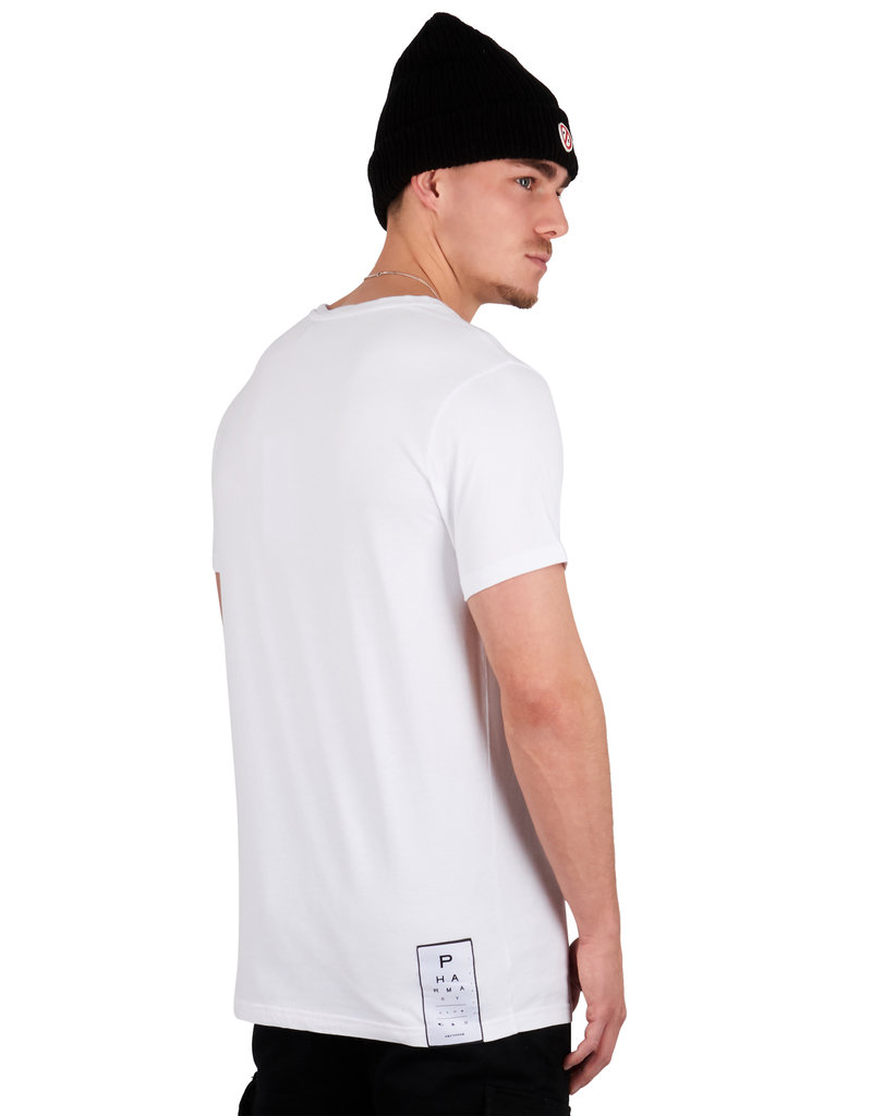 Pharmacy Club PC Optician Tee White