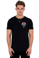 Pharmacy Club PC Small Snake Tee Black