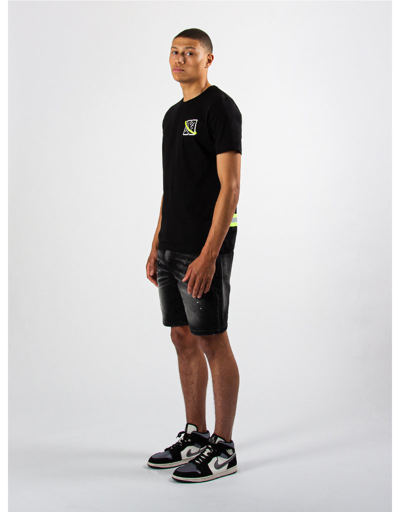 XPLCT Studios XPLCT Mars Black Shorts