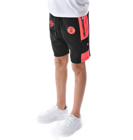 Black Bananas BLCK BNNS Kids Goal Short Black/Pink