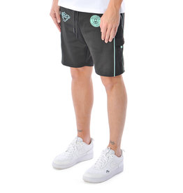 Black Bananas BLCK BNNS Striker Short Black/Aqua