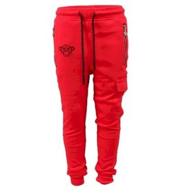 Black Bananas BLCK BNNS Kids Tech Jogger Red