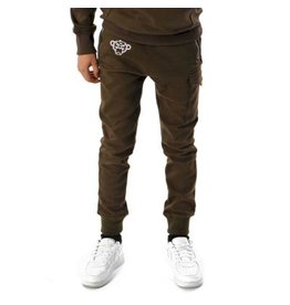 Black Bananas BLCK BNNS Kids Tech Jogger Army