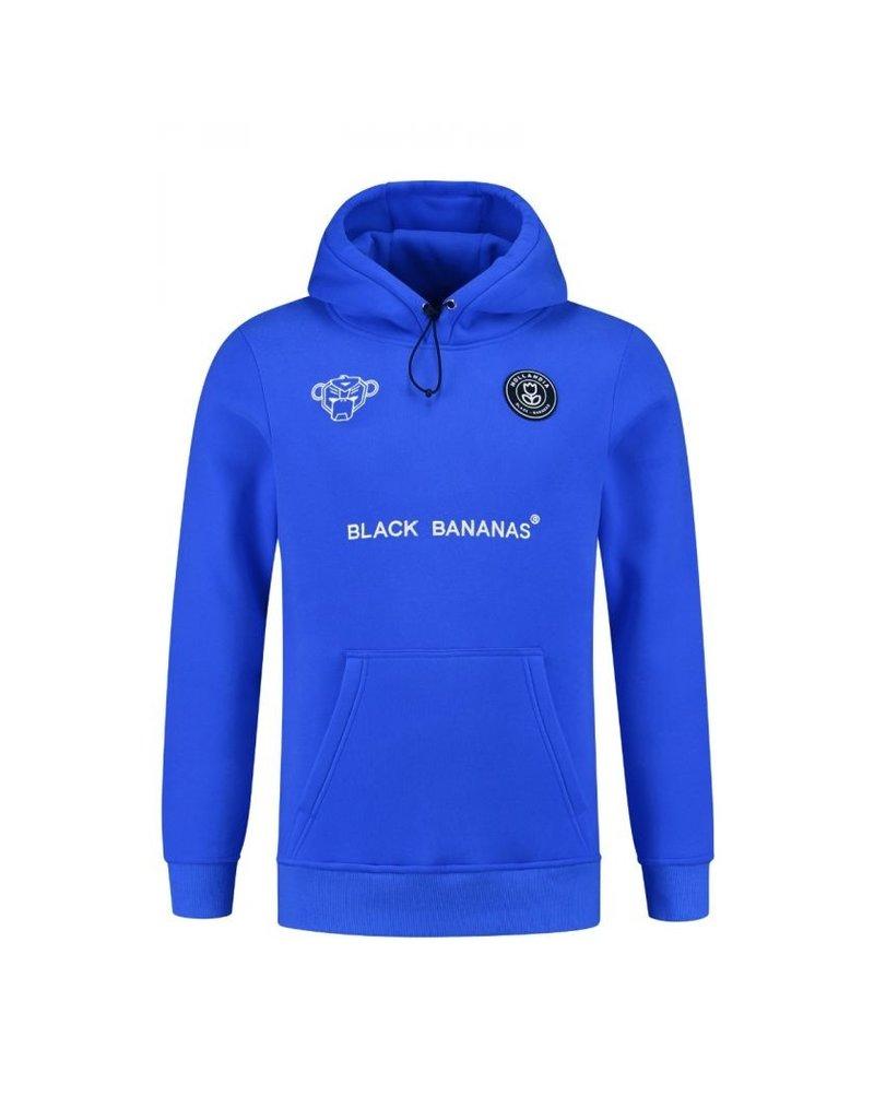 Black Bananas BLCK BNNS Kids F.C. Hoodie Blue