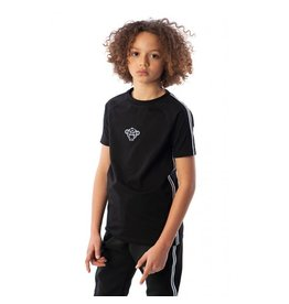 Black Bananas BLCK BNNS Kids Stripe 2 Tee Black