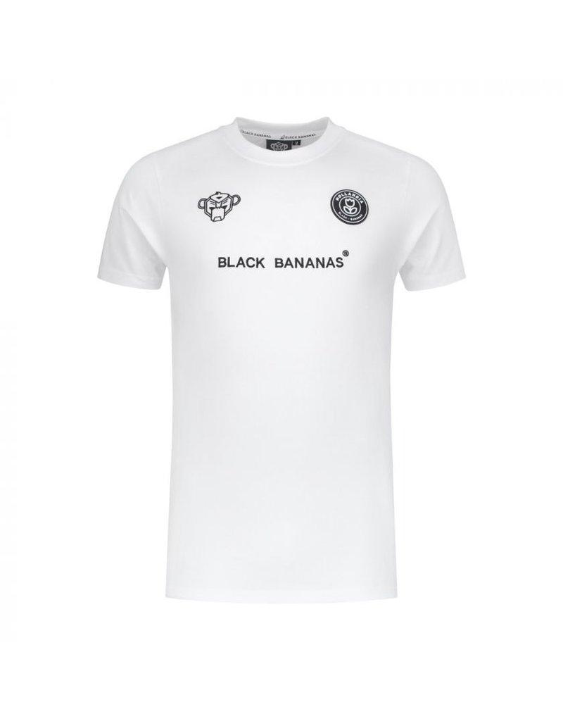 Black Bananas BLCK BNNS Jr F.C. Tee White