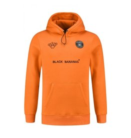 Black Bananas BLCK BNNS Kids F.C. Hoodie Orange