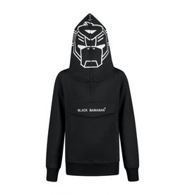 Black Bananas BLCK BNNS Kids Incognito Hoodie Black