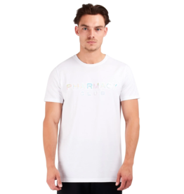 Pharmacy Club PC Hologram Shirt White