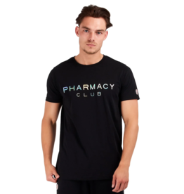 Pharmacy Club PC Hologram Shirt Black
