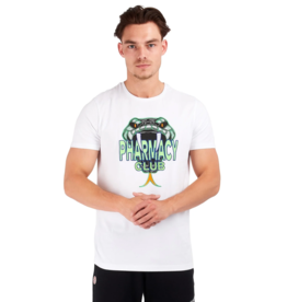 Pharmacy Club PC Big Snake White Green
