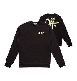 Off The Pitch OTP The Fullstop Crewneck Black