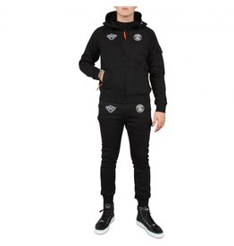 Black Bananas BLCK BNNS Striker Tracksuit Black