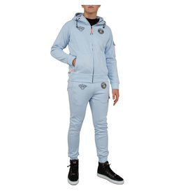 Black Bananas BLCK BNNS Striker Tracksuit Light Blue