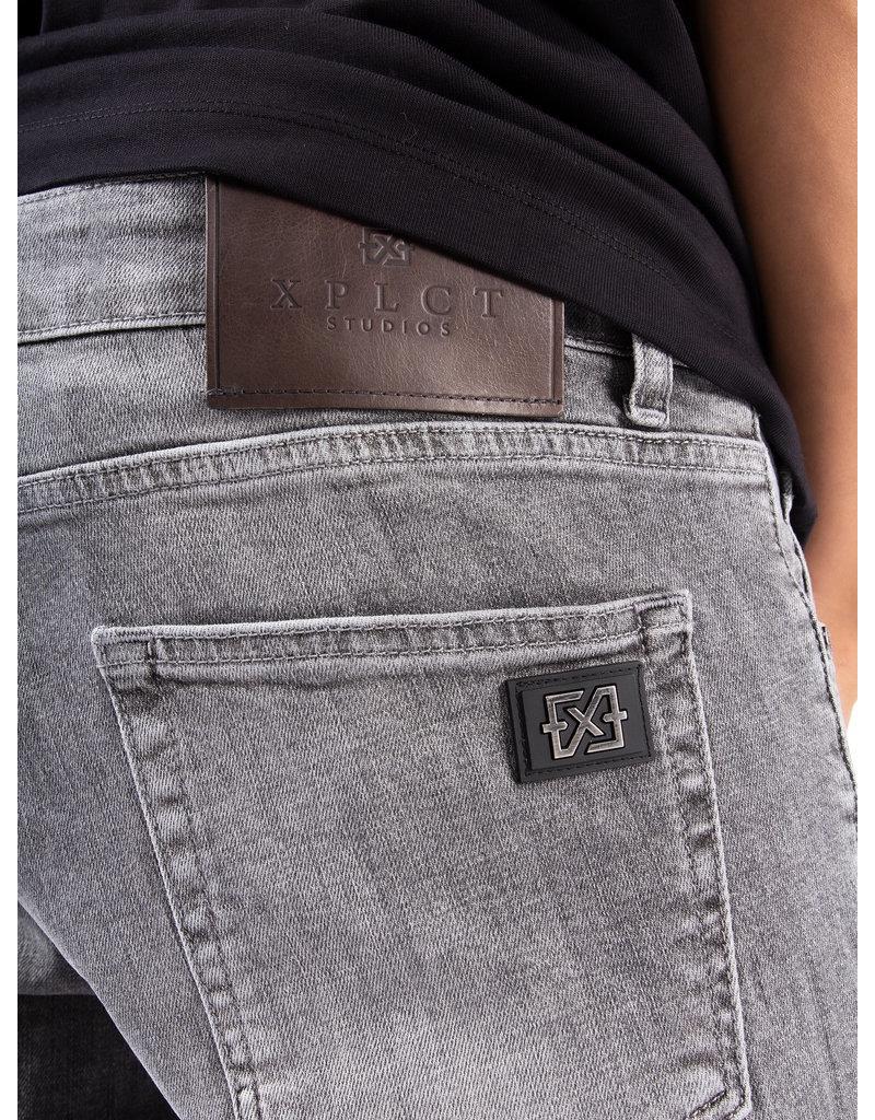 XPLCT Studios XPLCT Micro Jeans Grey