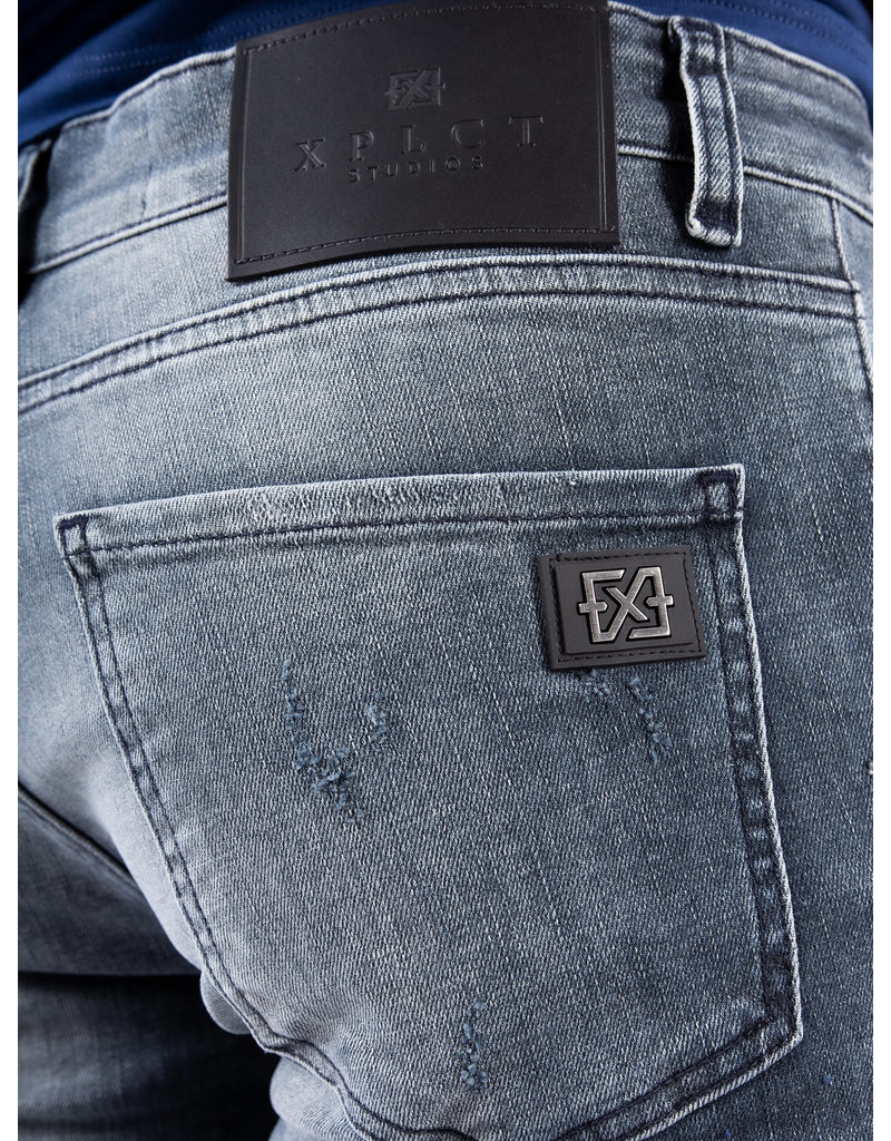 XPLCT Studios XPLCT Save Jeans Dark Blue