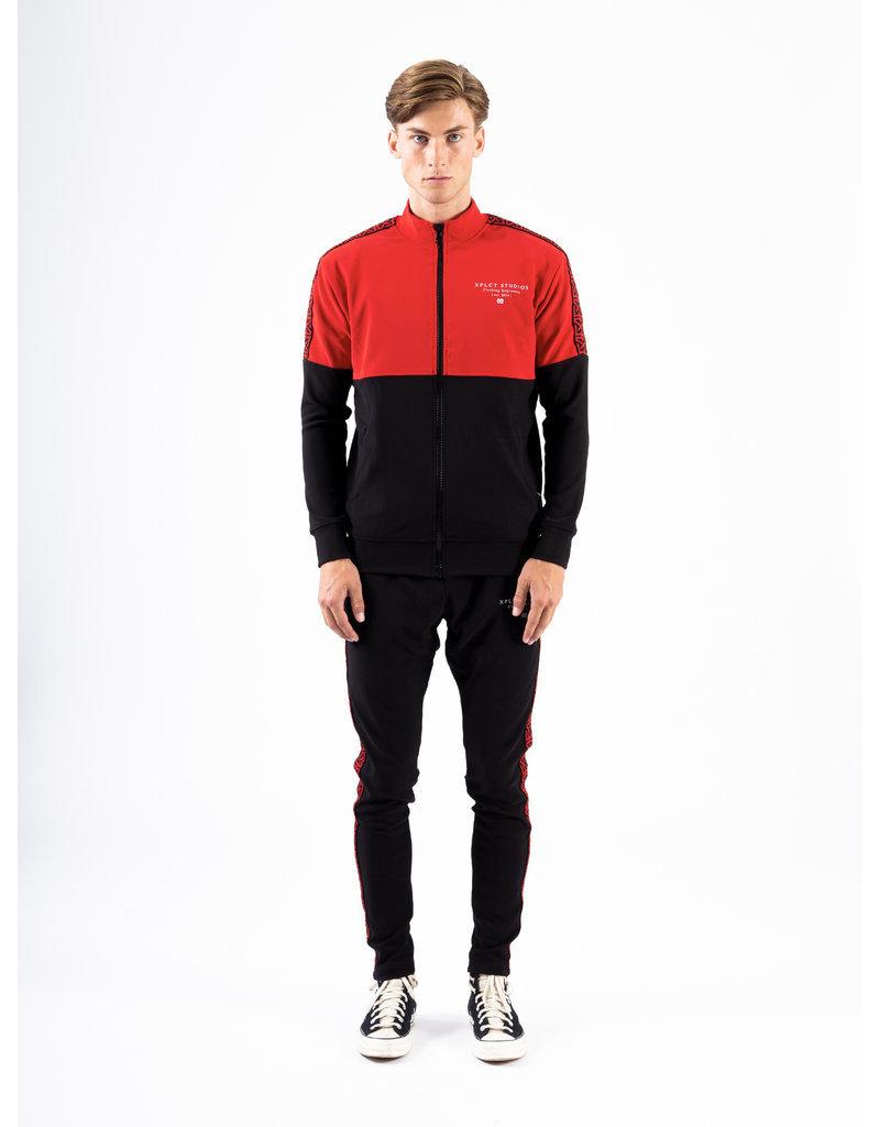 XPLCT Studios XPLCT Studios Creator Suit Black/Red