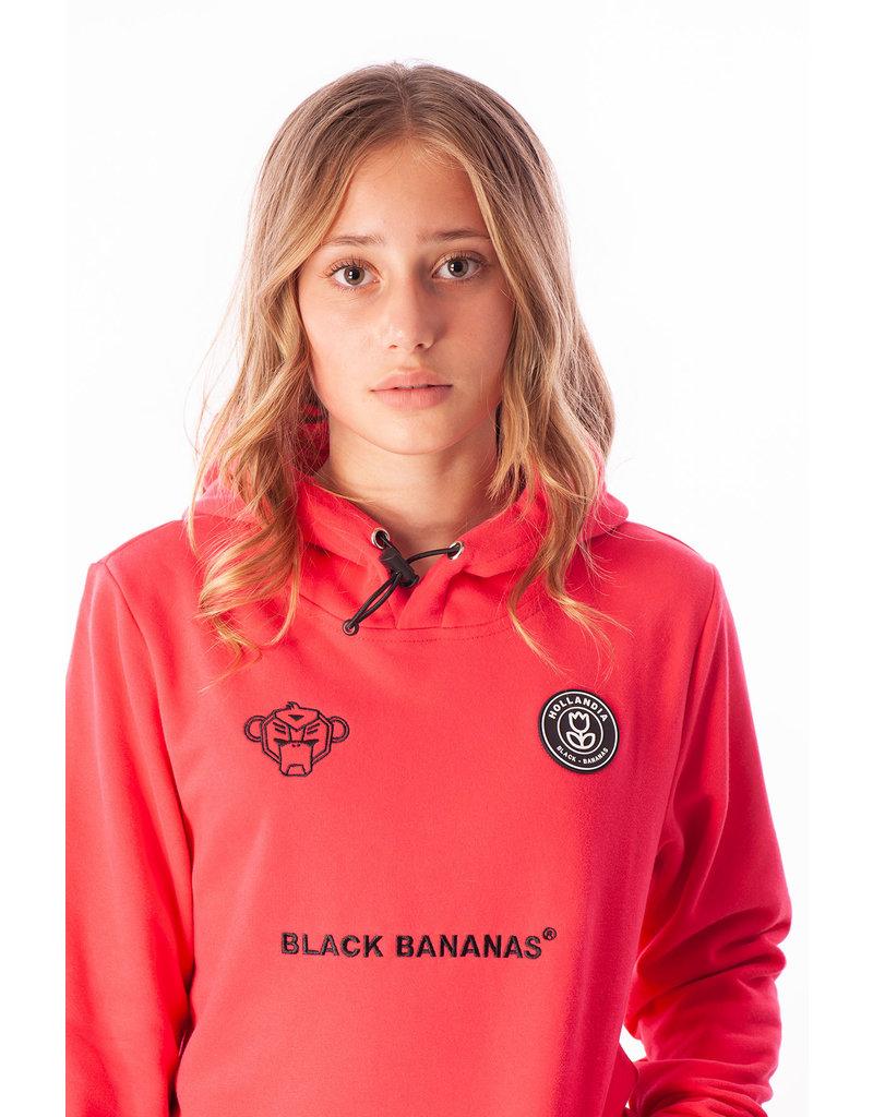 Black Bananas BLCK BNNS Jr F.C. Hoodie Neon Pink