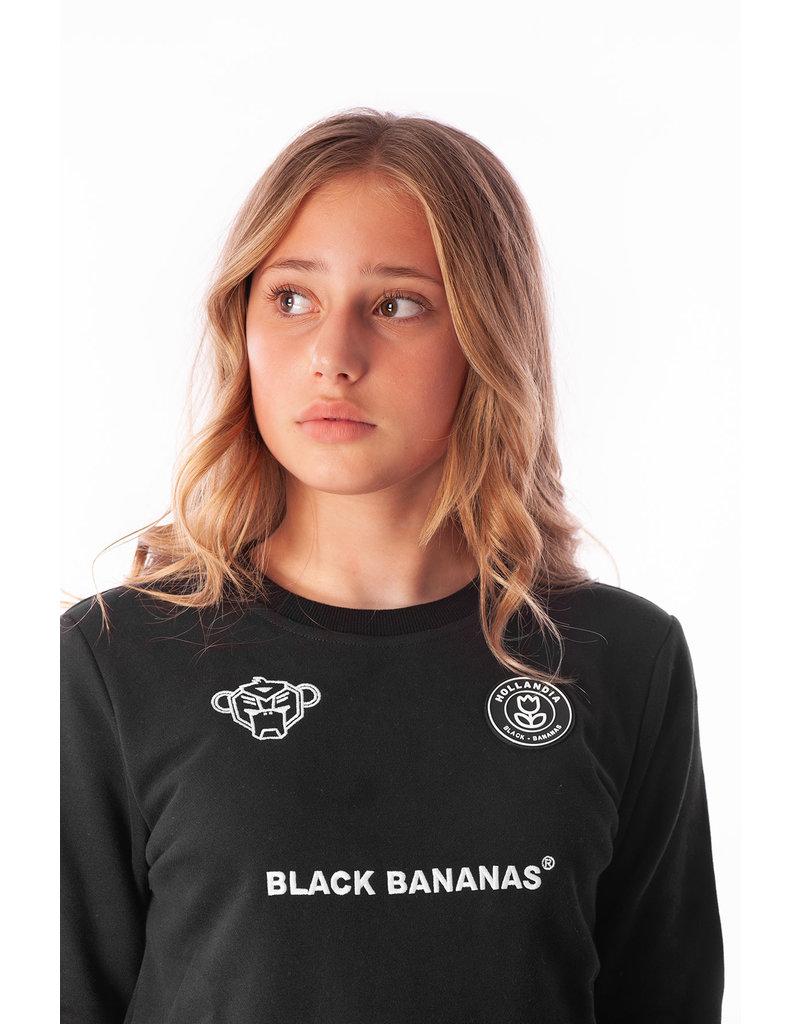 Black Bananas BLCK BNNS Jr F.C. Crewneck
