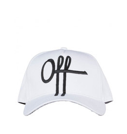 Off The Pitch OTP The Sage Trucker Cap White