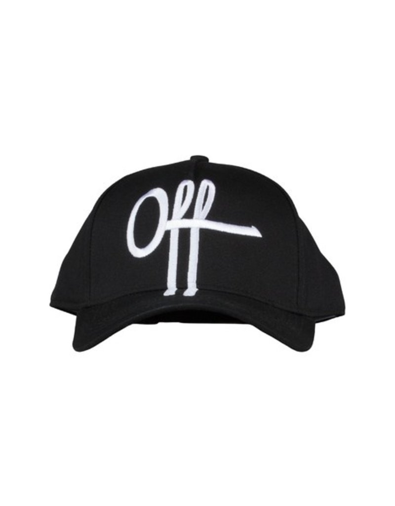 Off The Pitch OTP The Sage Trucker Cap Black