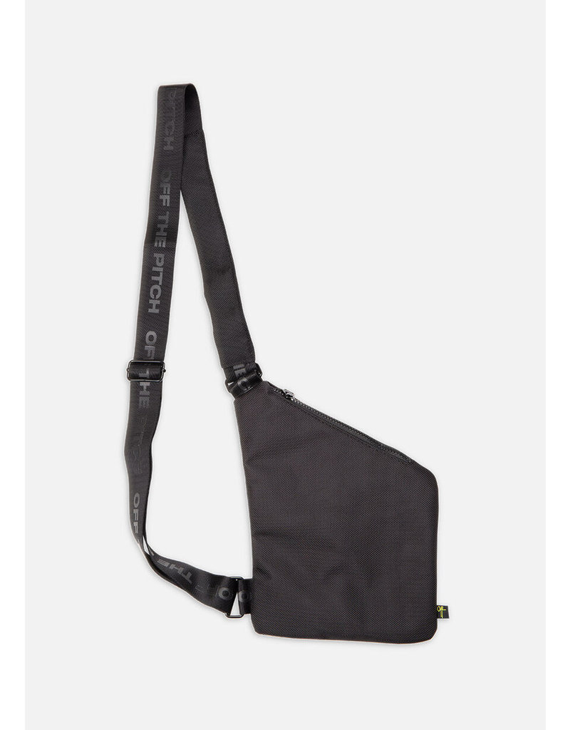 Off The Pitch OTP The Ruler Sling Bag Black