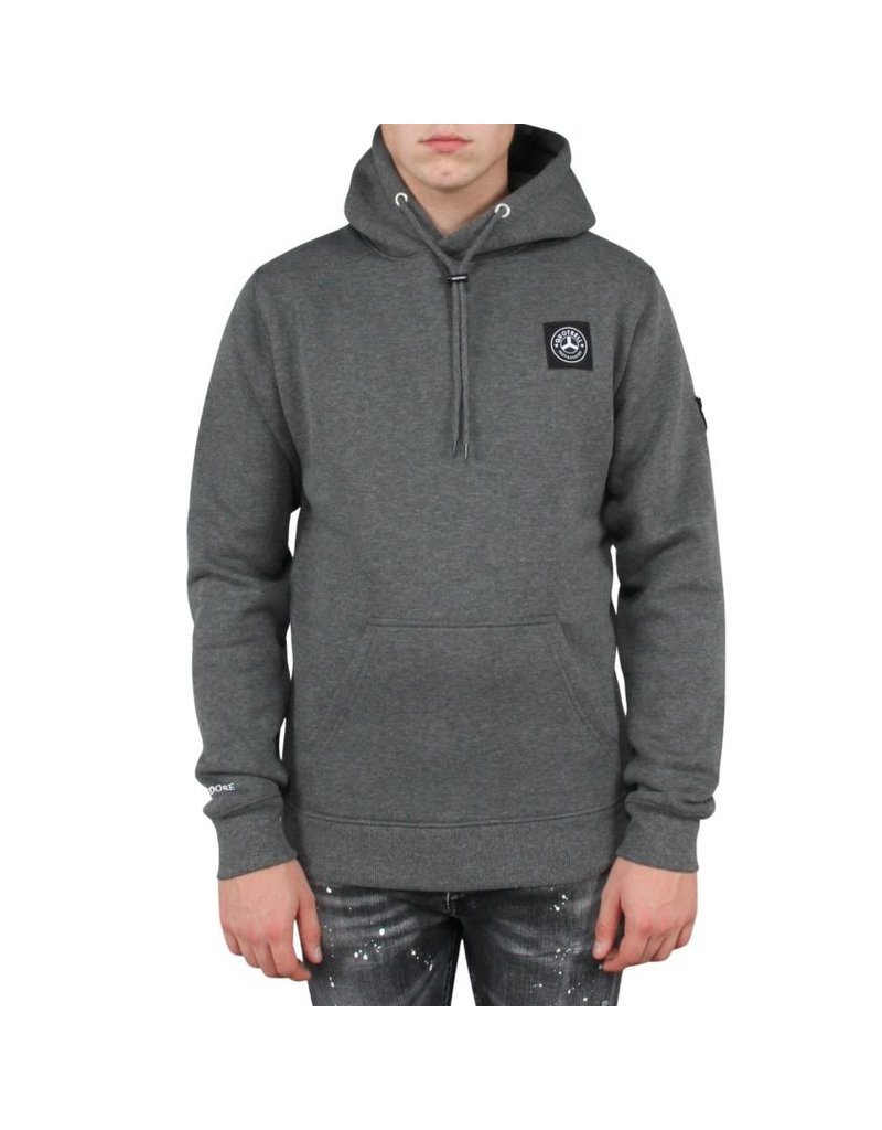 Quotrell QUOTRELL Commodore Hoodie Grey