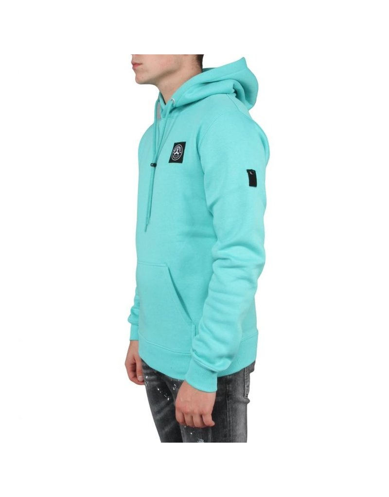Quotrell QUOTRELL Commodore Hoodie Mint