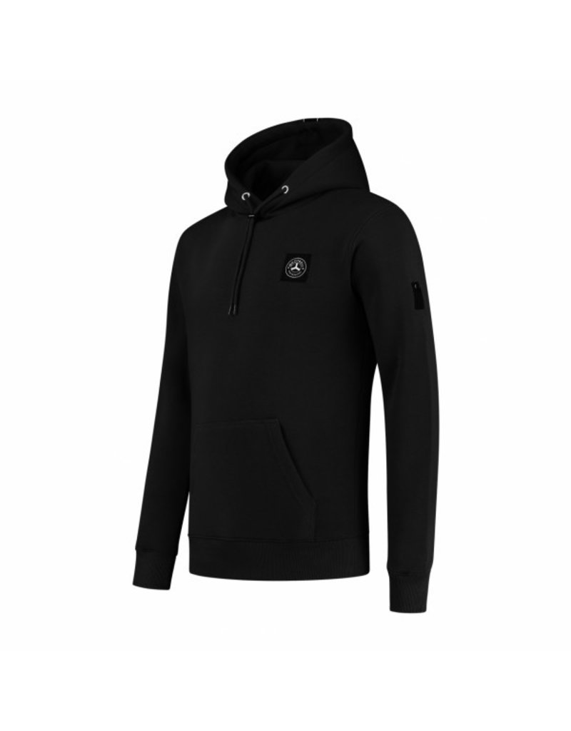 Quotrell QUOTRELL Commodore Hoodie Black