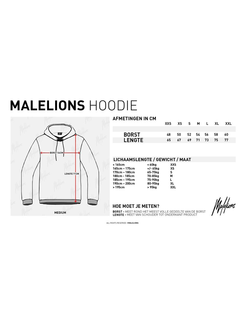 Malelions Malelions Captain Tracksuit Black