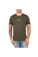 Quotrell QUOTRELL Wing T-shirt Army Green