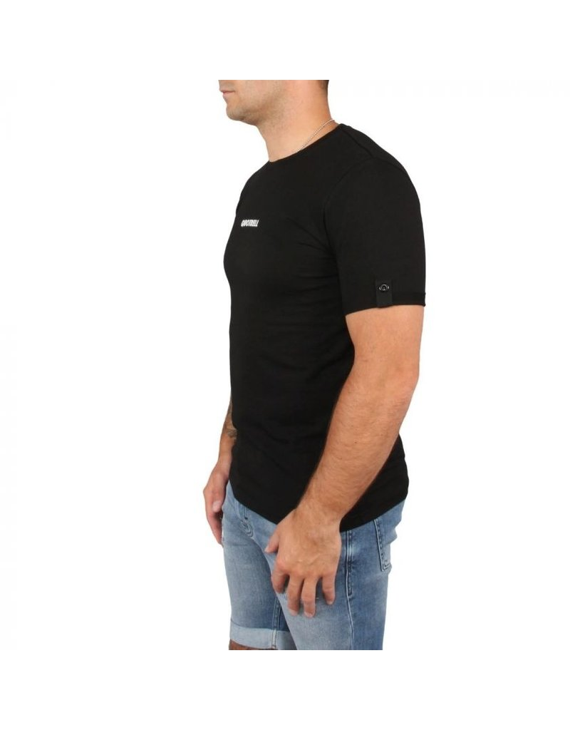 Quotrell QUOTRELL Wing T-shirt Black