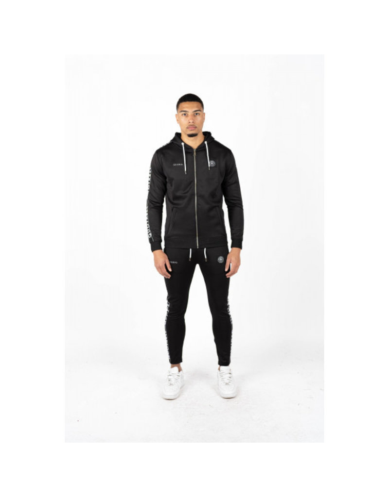 Quotrell QUOTRELL General Tracksuit Black