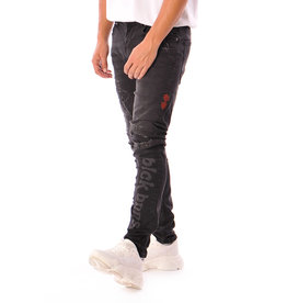 Black Bananas BLCK BNNS Don Wavy Jeans Black