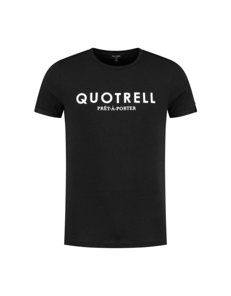 Quotrell QUOTRELL Basic Shirt Black
