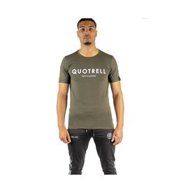 Quotrell QUOTRELL Basic Shirt Army