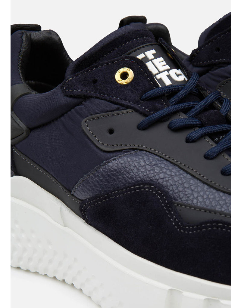 Off The Pitch OTP Crunch Runner Navy