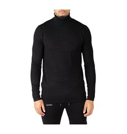 Quotrell QUOTRELL Oslo Turtleknit Black