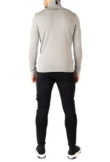 Quotrell QUOTRELL Oslo Turtleknit Grey
