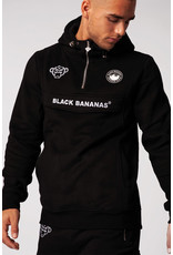 Black Bananas BLCK BNNS Anorak Pull-Up Hoody Black