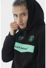 Black Bananas BLCK BNNS Anorak Neon Hoodie Black/Mint