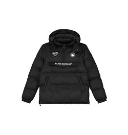 Black Bananas BLCK BNNS Anorak Block Jacket Black