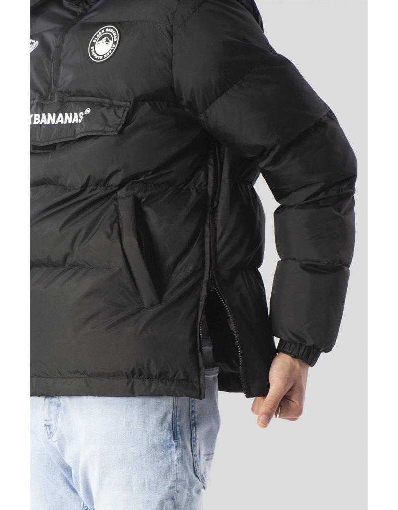 Black Bananas BLCK BNNS Anorak Block Jacket Black