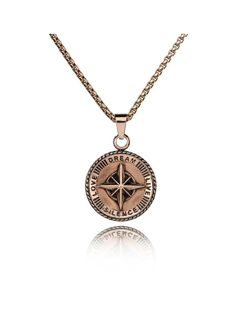 Croyez Croyez Compass Chain