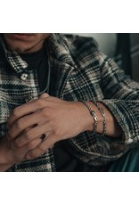 Croyez Croyez Wheat Bracelet Silver