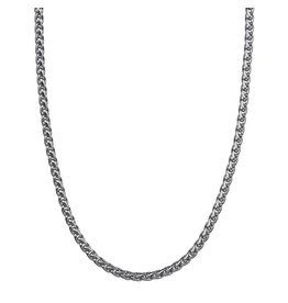 Croyez Croyez Wheat Chain Silver
