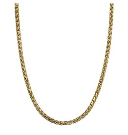 Croyez Croyez Wheat Chain Gold