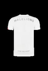 Malelions Malelions Gyzo Tee White